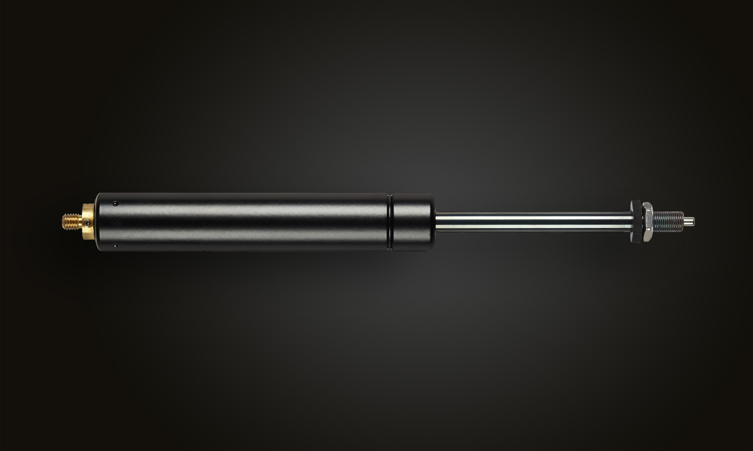 A Blocklift locking gas strut manufactured by Camloc available in carbon or 316L Stainless Steel