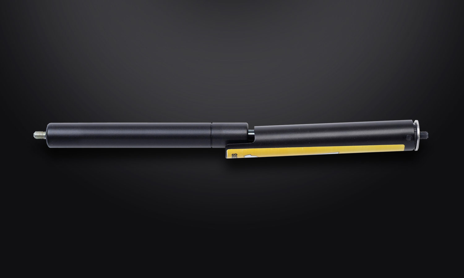 Camloc Motion Control - econoloc black and yellow strut