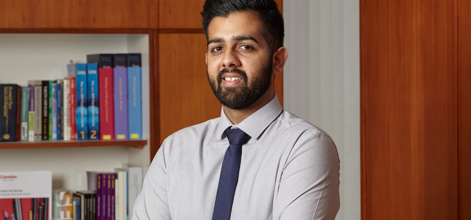 Gagan Chatha 058 1500x700 - Investment in future talent continues with the appointment of graduate applications engineer, Gagan Chatha