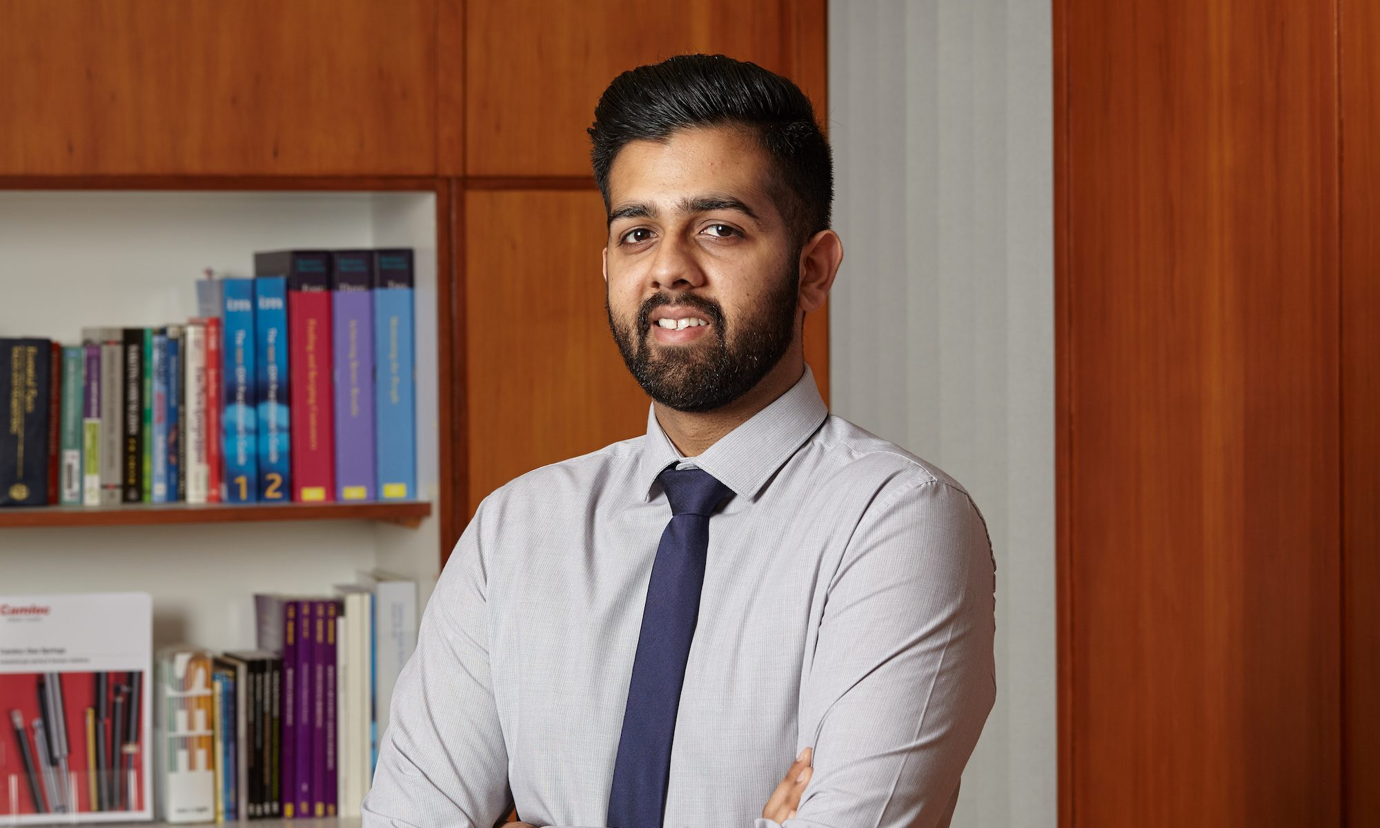 Gagan Chatha 058 2000x1200 - Investment in future talent continues with the appointment of graduate applications engineer, Gagan Chatha