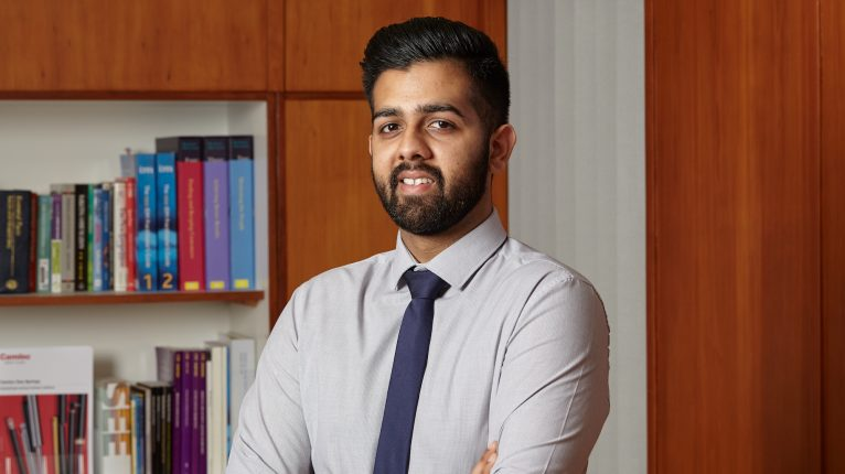 Gagan Chatha 058 766x430 - Investment in future talent continues with the appointment of graduate applications engineer, Gagan Chatha