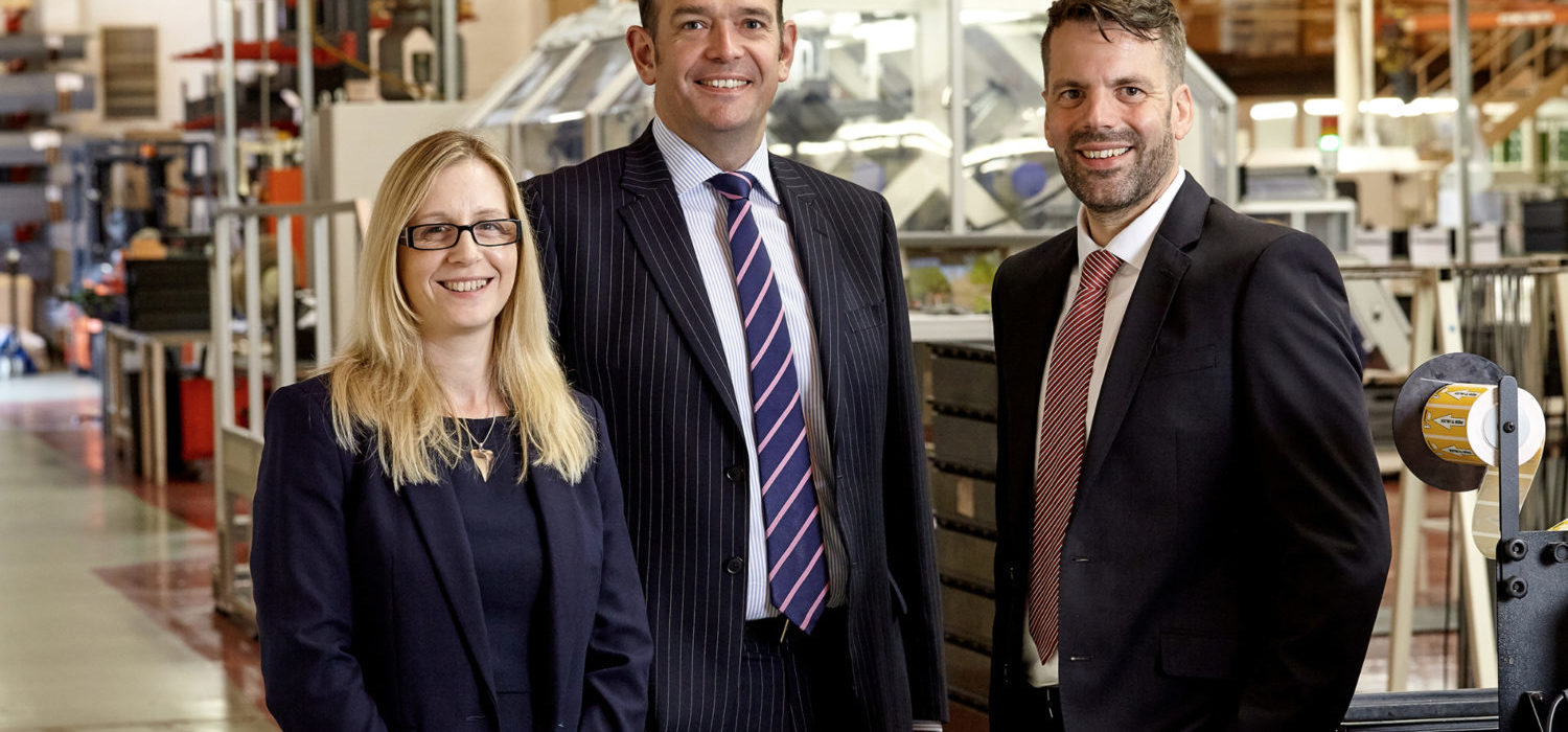 Camloc Management Team 2 1500x700 - Growth plans as £1.5million investment is confirmed