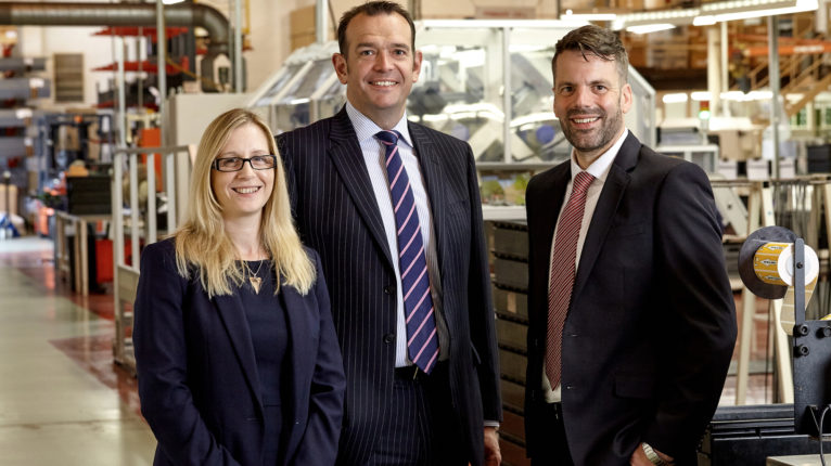 Camloc Management Team 2 766x430 - Growth plans as £1.5million investment is confirmed