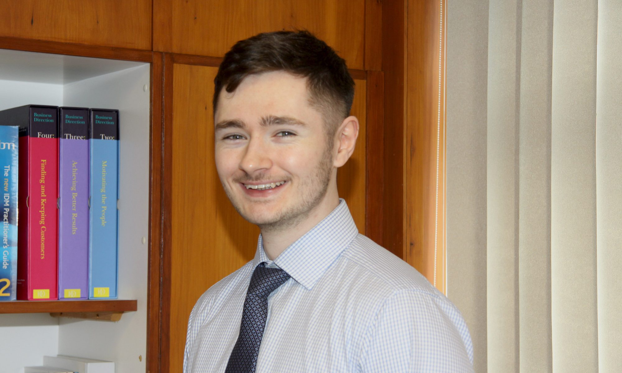David Mathias Camloc 2000x1200 - We're engineering future success with the appointment of new Applications Engineer, David Mathias