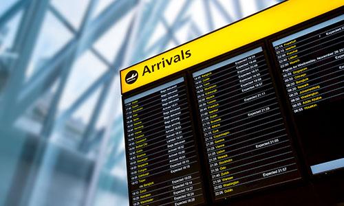 Sector Signage Passenger Info 1 - Passenger Information Systems