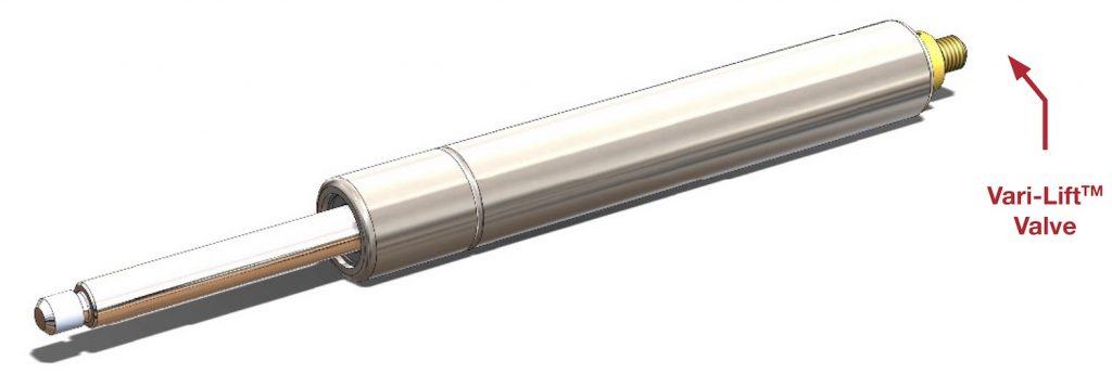 4 vari lift 1024x357 - De-gassing a Vari-Lift™ Gas Strut