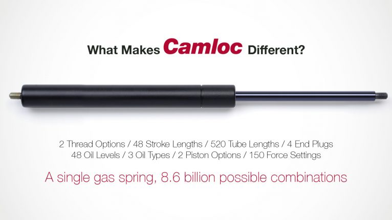P8325 What Makes Camloc Different Infographic V3 A 766x430 - Mass Gas Spring Customisation since 1989